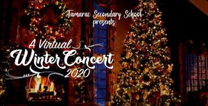 Tamarac's Virtual Winter Concert 2020