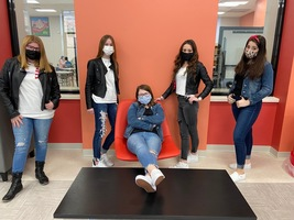 "8th Grade Students take part in ""Outsiders Day"""